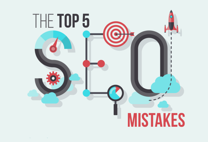 Top 5 SEO Mistakes